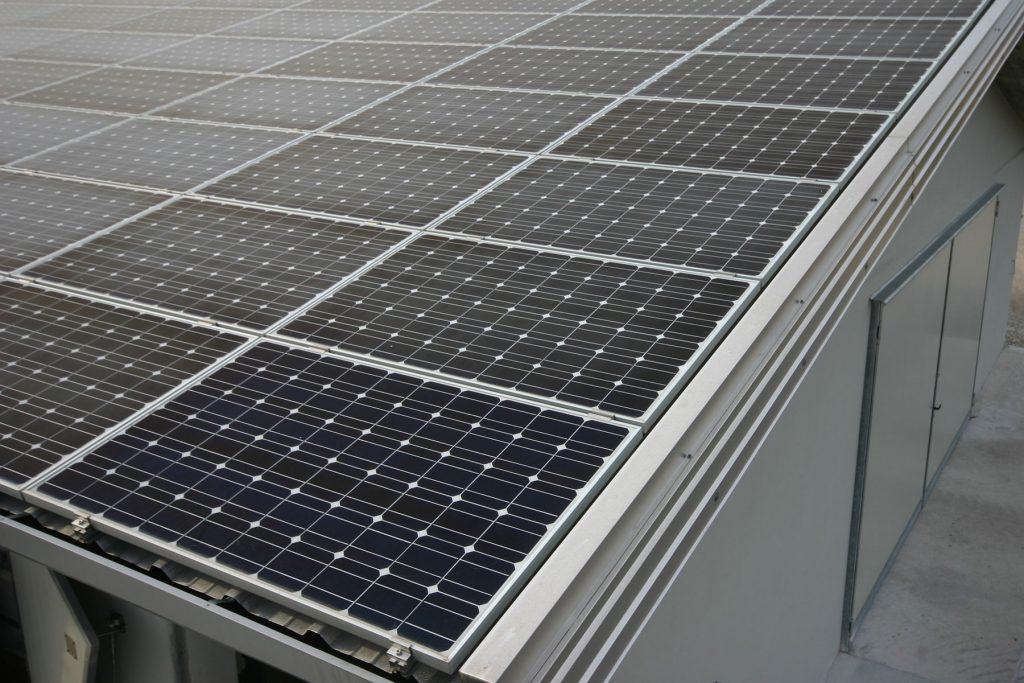 impianto fotovoltaico sulle coperture, un investimento che si ripaga da solo